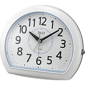 リズム時計 クォーツ 目覚まし時計 アナログ ...の関連商品1