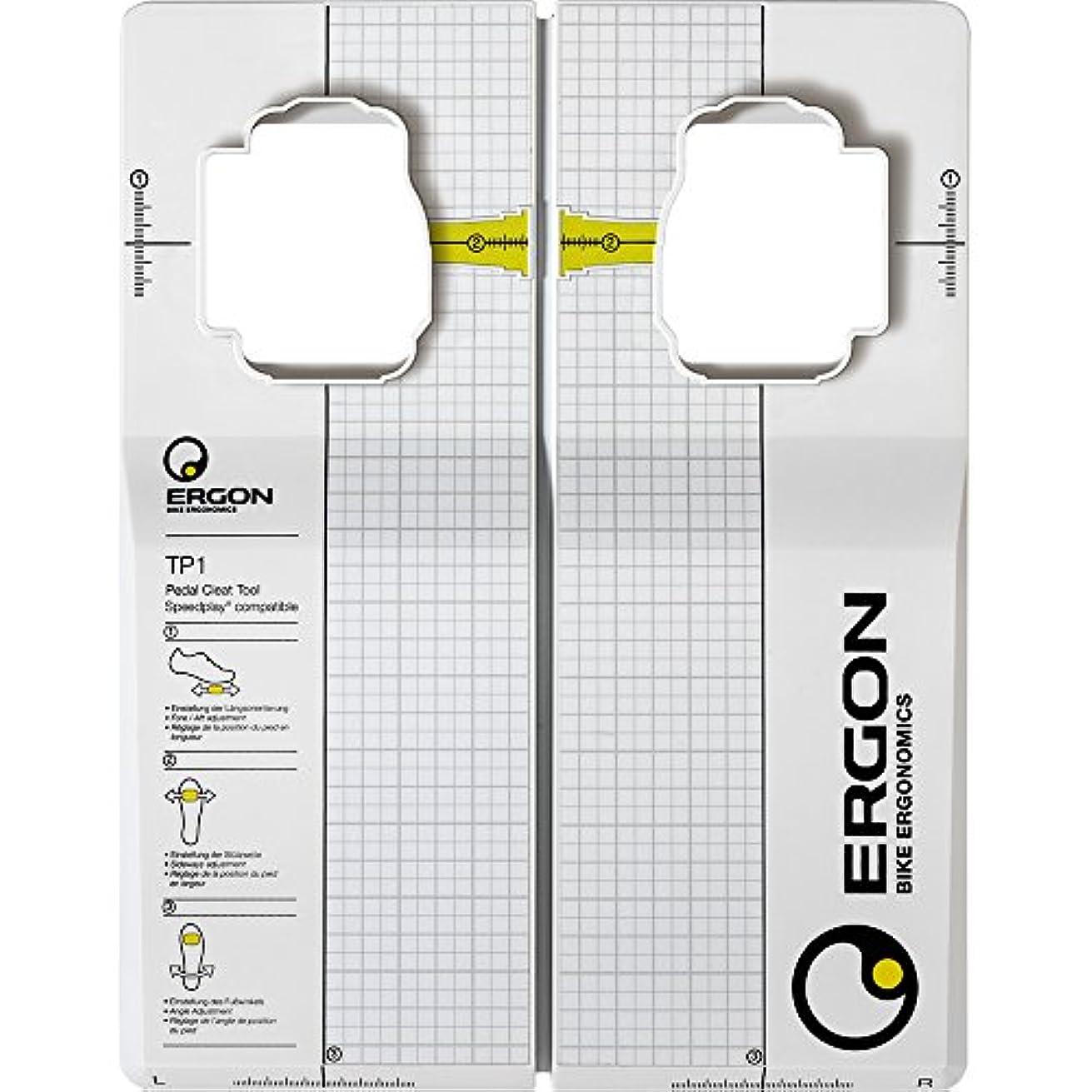 寛大な制限慰めERGON(エルゴン) ツール TP1 (スピードプレイ用)