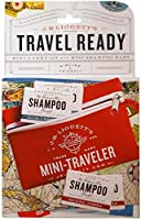 J.R. Liggett's, Bar Shampoo, Travel Size, 4 Bars & Travel Case