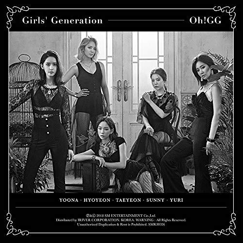 少女時代-OH!GG - Lil' Touch (1st Single Album) KIHNO KIT+Photocard+Folded Poster [KPOP MARKET特典: 追加特典フォトカードセット] [韓国盤]