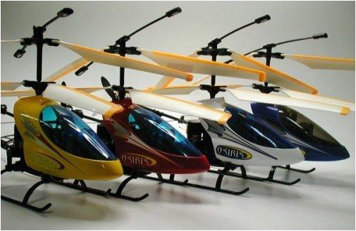 FJK R/CヘリコプターFLYINGNo.1698(2タイプ各4色)イエロー
