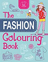 The Fashion Colouring Book (Buster Activity)