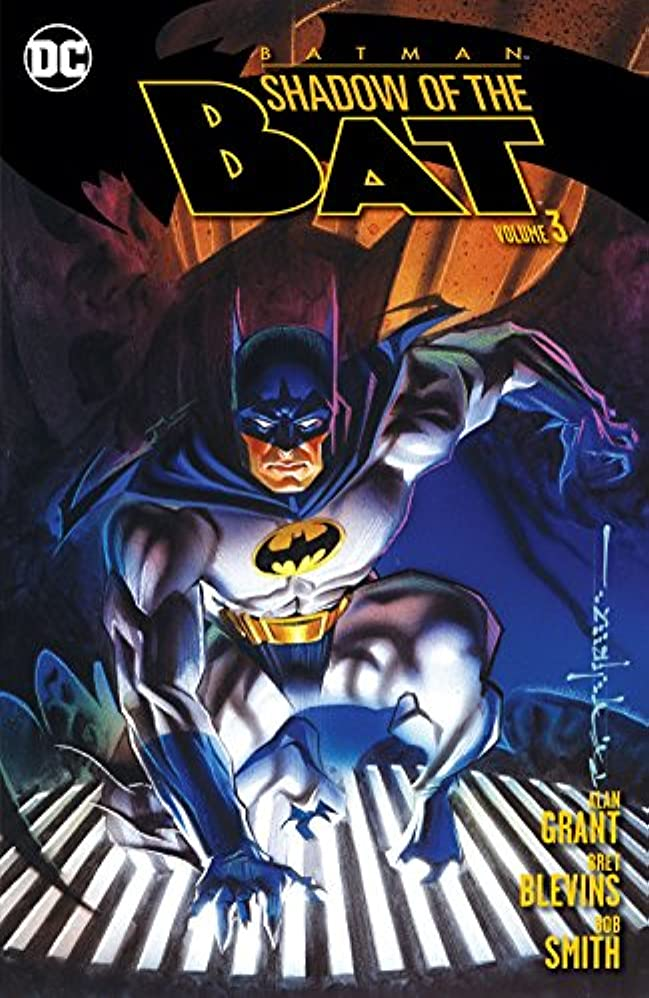 キウイモデレータスラダムBatman: Shadow of the Bat Vol. 3 (English Edition)