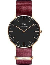 [ダニエルウェリントン]Daniel Wellington 腕時計 メンズ レディース クラッシック ロゼリン ローズゴールド 36mm DW00100273 [正規輸入品]