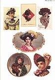 夢見るヴィクトリアンカード 1000 (ホールマークカードライブラリー) (ホールマークカードライブラリー 2) 画像