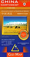 China Northwest geographical Xinjiang Uygur autonomous Regio 2015