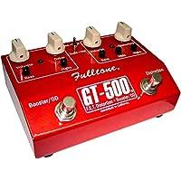 Fulltone  フルトーン GT500 赤 (F.E.T.Distortion + Booster/OD) 『並行輸入品』