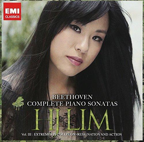 ベートーヴェン:ピアノ・ソナタ全集第3集 衝突する両極・諦観と行動