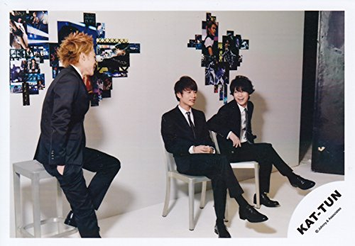 KAT-TUN 公式生写真 (混合 写真 写真)KA00002