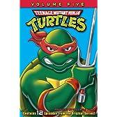 Teenage Mutant Ninja Turtles: Season 5 [DVD] [Import]
