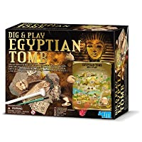 4M Mystic Egyptian Tomb by 4M [Toy] [並行輸入品]