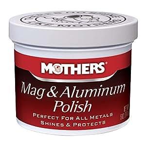 Mothers マグ&アルミニウムポリッシュ Mag & Aluminum Polish, 5 oz. 05100