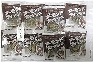 藤沢商事 アーモンドフィッシュ 7g×40袋