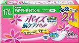 「【お徳用 10 セット】 ポイズ肌ケアパッド スーパー お徳パック 24枚入×10セット」の画像