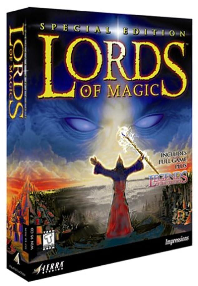 書道学部法廷Lords of Magic: Special Edition (Jewel Case) (輸入版)