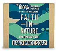 Faith in Nature - Unfragranced Hand Made Soap - 100g