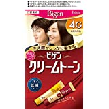 ホーユー ビゲン クリームトーン 4G (自然な栗色) 1剤40g+2剤40g [医薬部外品]