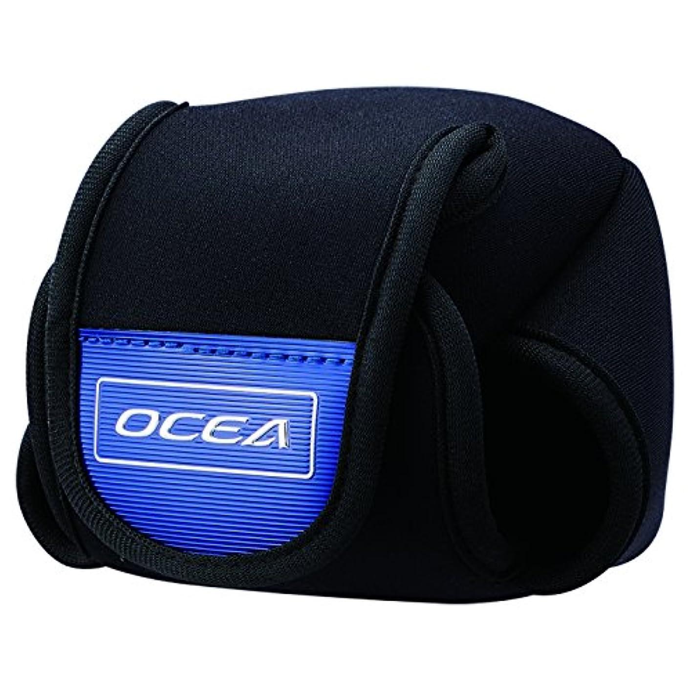ファンブルソーダ水口シマノ リールケース OCEA?リールガード L ブラック PC-233N