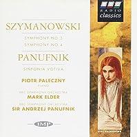 Szymanowski;Syms.3 + 4