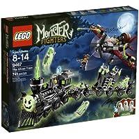 レゴ (LEGO) モンスターファイター ゴースト?トレイン 9467