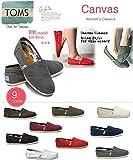 (トムズシューズ)TOMS shoes Classic Canvas スリッポン [並行輸入品]