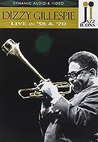 Dizzy Gillespie - Live In '58 & '70 [Italian Edition]