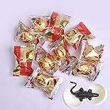 ruixuered-トリッキーノベルティ面白いシミュレーションチョコレート小動物キャンディいたずらトリックプロップリアルなおもちゃ - ランダムスタイル