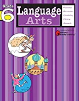 Language Arts: Grade 6 (Flash Kids Harcourt Family Learning)