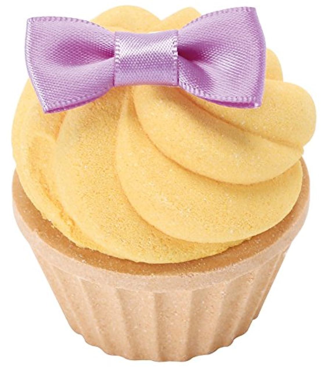 混沌調和のとれたドームノルコーポレーション お風呂用 芳香剤 おめかしカップケーキフィズ 60g フルーツサワーの香り OB-SMM-14-3