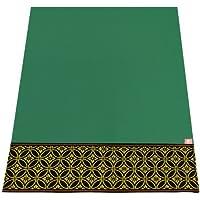 敷折織 五月人形用 緑毛氈 フェルト 七宝金