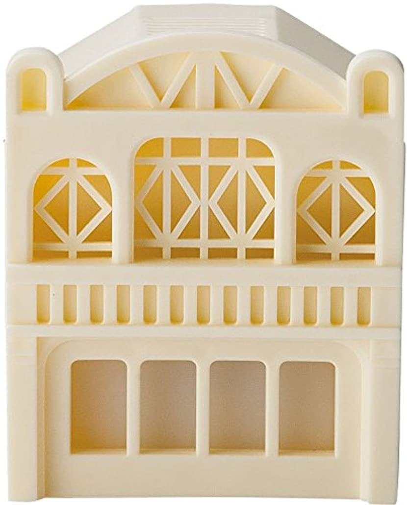 雰囲気わかりやすいできればラドンナ CUTENSIL AROMA HOUSE FAN (アロマハウスファン) CU01-AHF アイボリー
