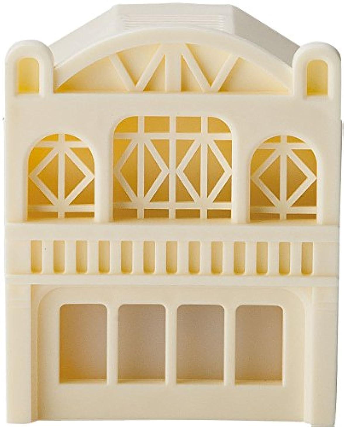 ベット世界記録のギネスブック尊敬するラドンナ CUTENSIL AROMA HOUSE FAN (アロマハウスファン) CU01-AHF アイボリー