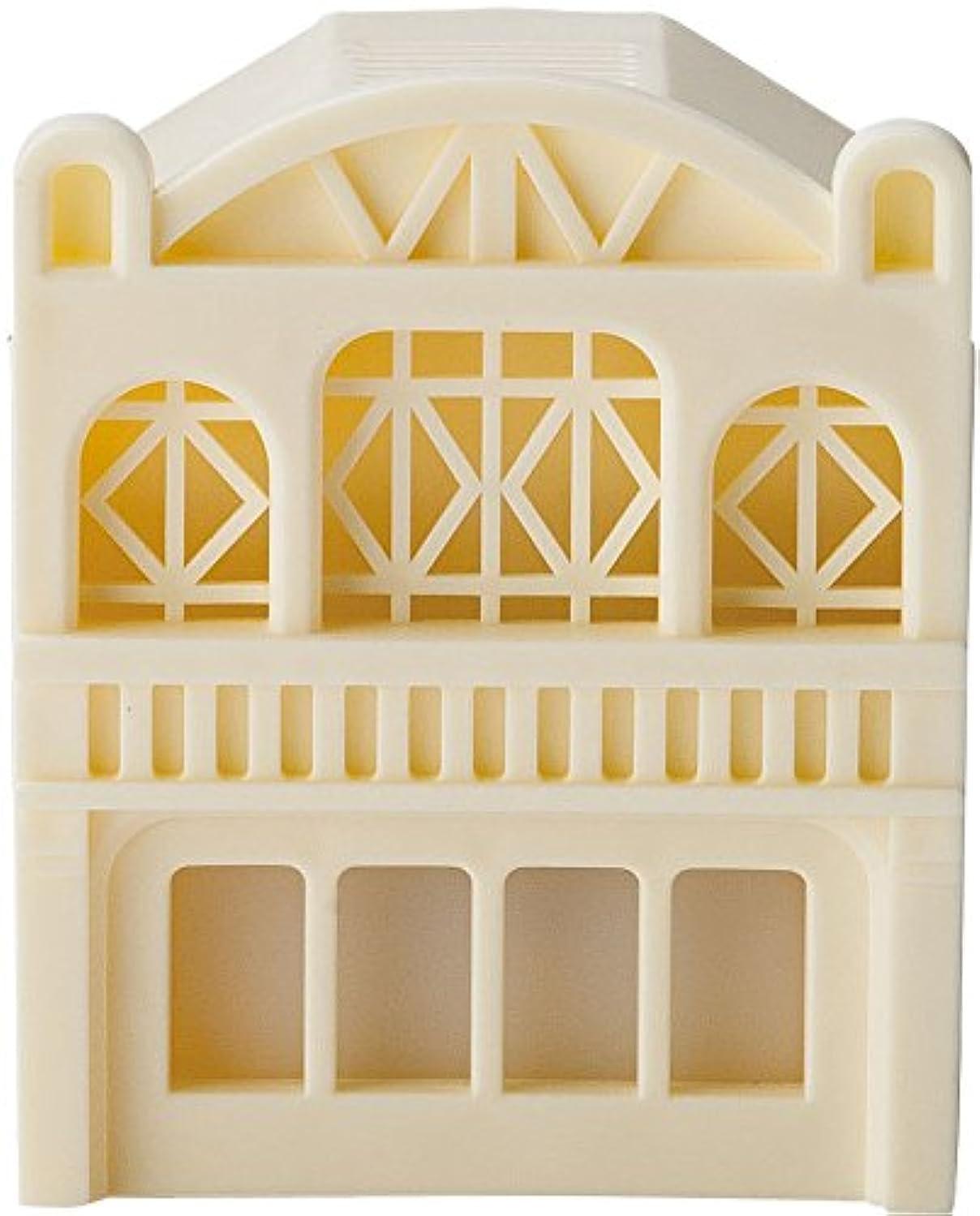 王子チョコレート気を散らすラドンナ CUTENSIL AROMA HOUSE FAN (アロマハウスファン) CU01-AHF アイボリー