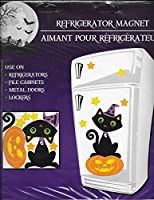 Halloween Magnet Ghost or Witch for Your Refrigerator, Car, Mailbox, or Locker by Greenbrier