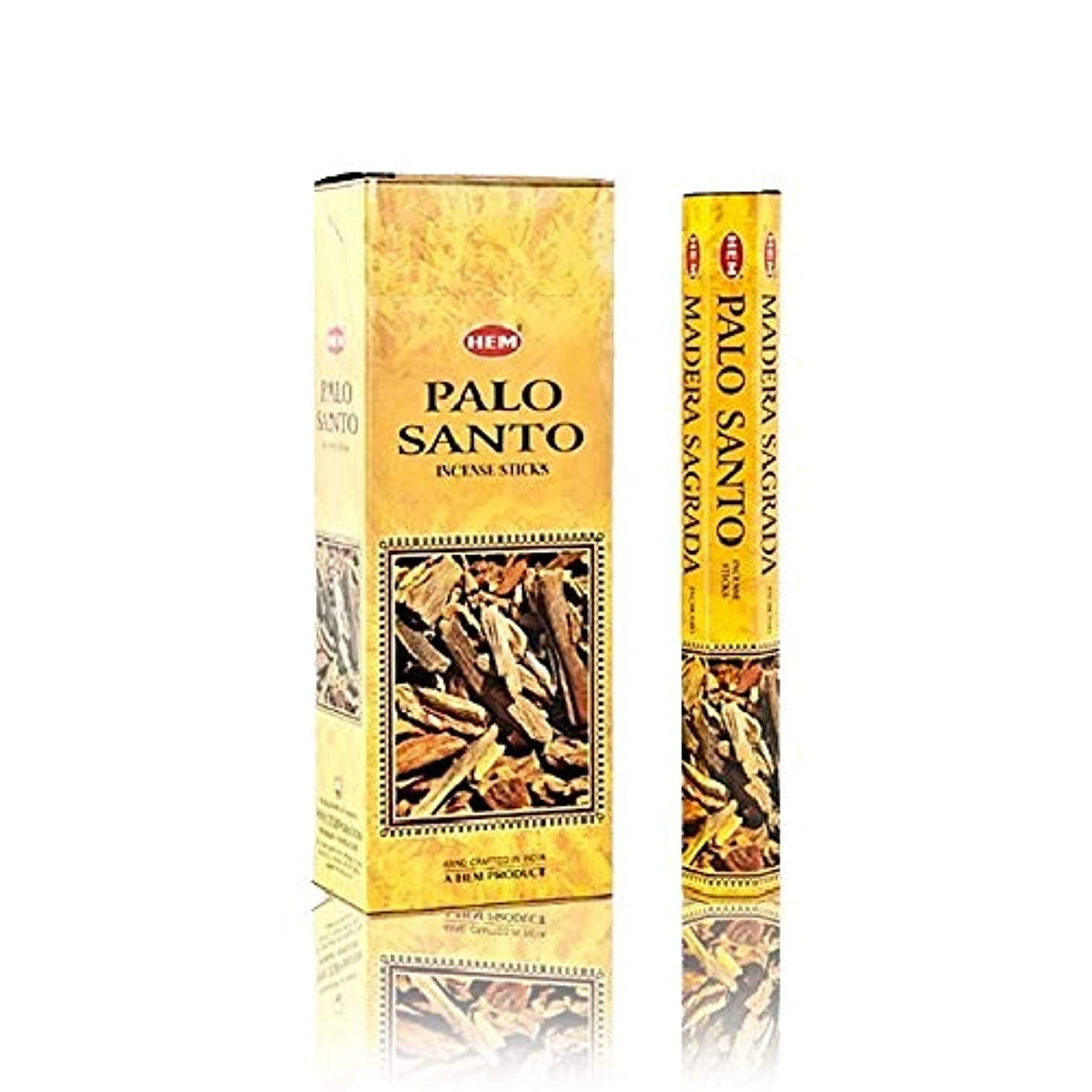 ストリップ手当ホイットニーHEM インセンススティック 120本パック-Palo Santo (6 x 20)