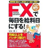 FX(外国為替証拠金取引)で毎日を給料日にする!
