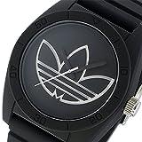アディダス ADIDAS サンティアゴ SANTIAGO クオーツ メンズ 腕時計 ADH3189 ブラック