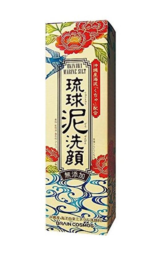 スカーフ誠実有能な琉球泥洗顔 100g