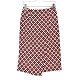 (ビッキー) VICKY 幾何柄プリントラップスカート スカート