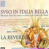 Suso in Italia Bella Musique dans les cours et cloîtres de l'Italie du Nord