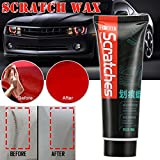Goalftek 1 Pcs Car Scratch Repair Wax 100ml Remove Scratches Paint Body Care Remover Maintenance
