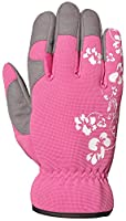 Bellingham Glove C7333M Womens Performance Gloves, Medium - Floral