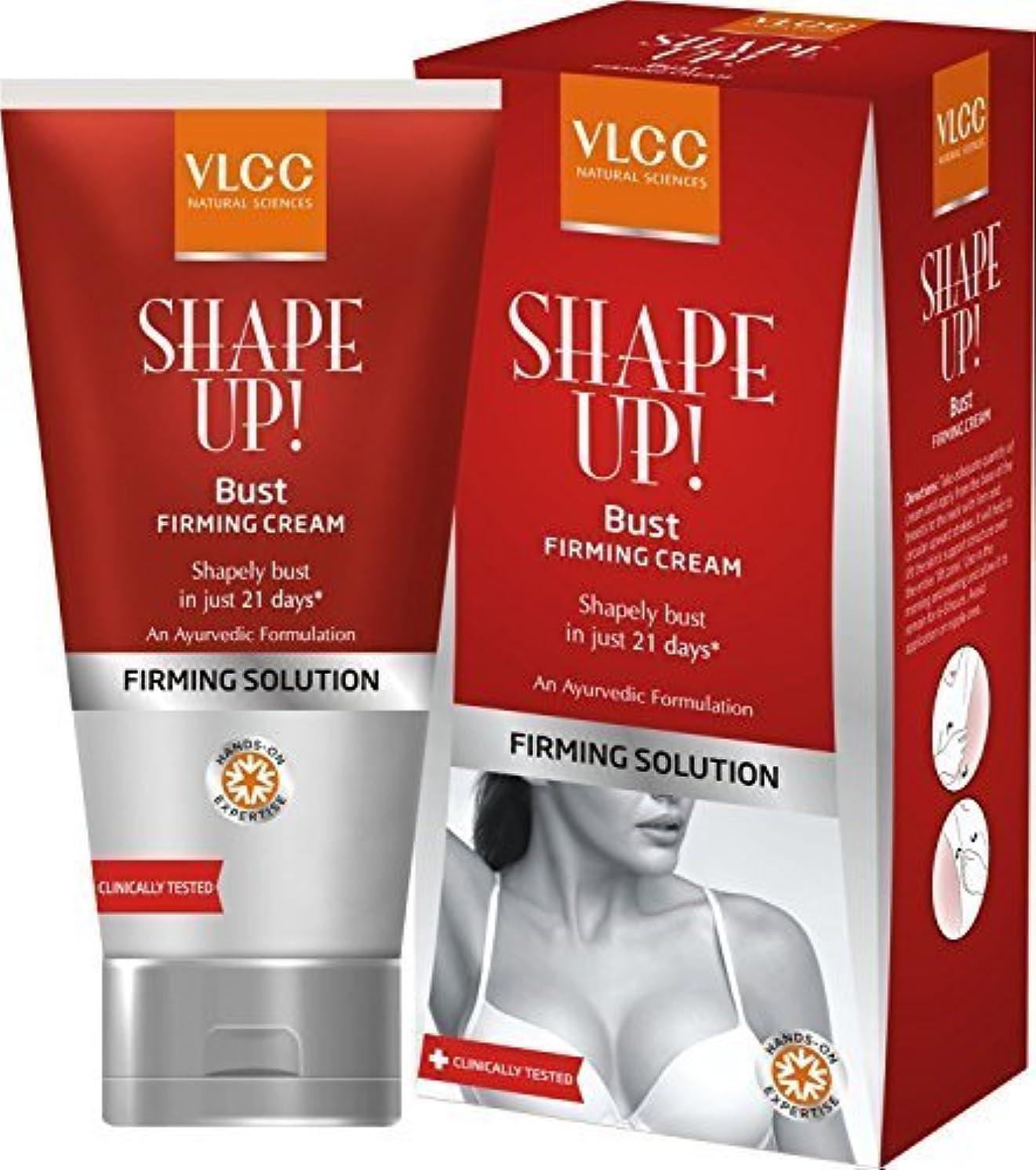 反対する戦士カトリック教徒VLCC Natural Sciences Shape Up Bust Firming Cream 100ml by VLCC [並行輸入品]
