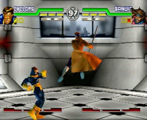 X-Men Mutant Academy / Game