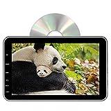 DDAUTO ヘッドレストモニター dvd スロットイン式 10.1インチ HDMI入力 スマートフォン接続 1080Pビデオ再生 dvdプレーヤー 車載12V 24V対応 リージョンフリー レジューム機能 CPRM USB SD AV-IN AV-OUT スピーカー内蔵 18ヶ月保障