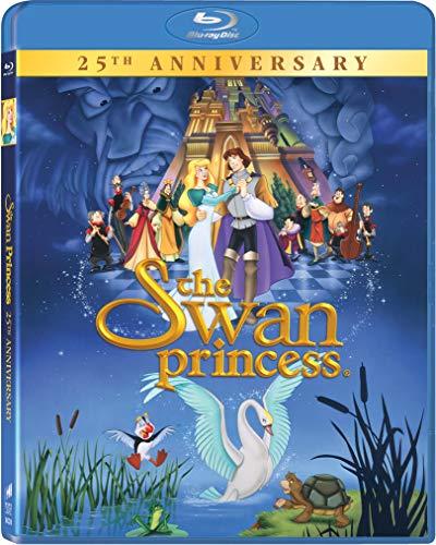 The Swan Princess: 25th Anniversary [Blu-ray]