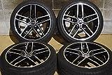 【中古 19インチ タイヤホイール】AC Schnitzer(ACシュニッツァー) Type8 BMW 5シリーズ Z4 19in タイヤホイール【TS1116A80H-HP4】