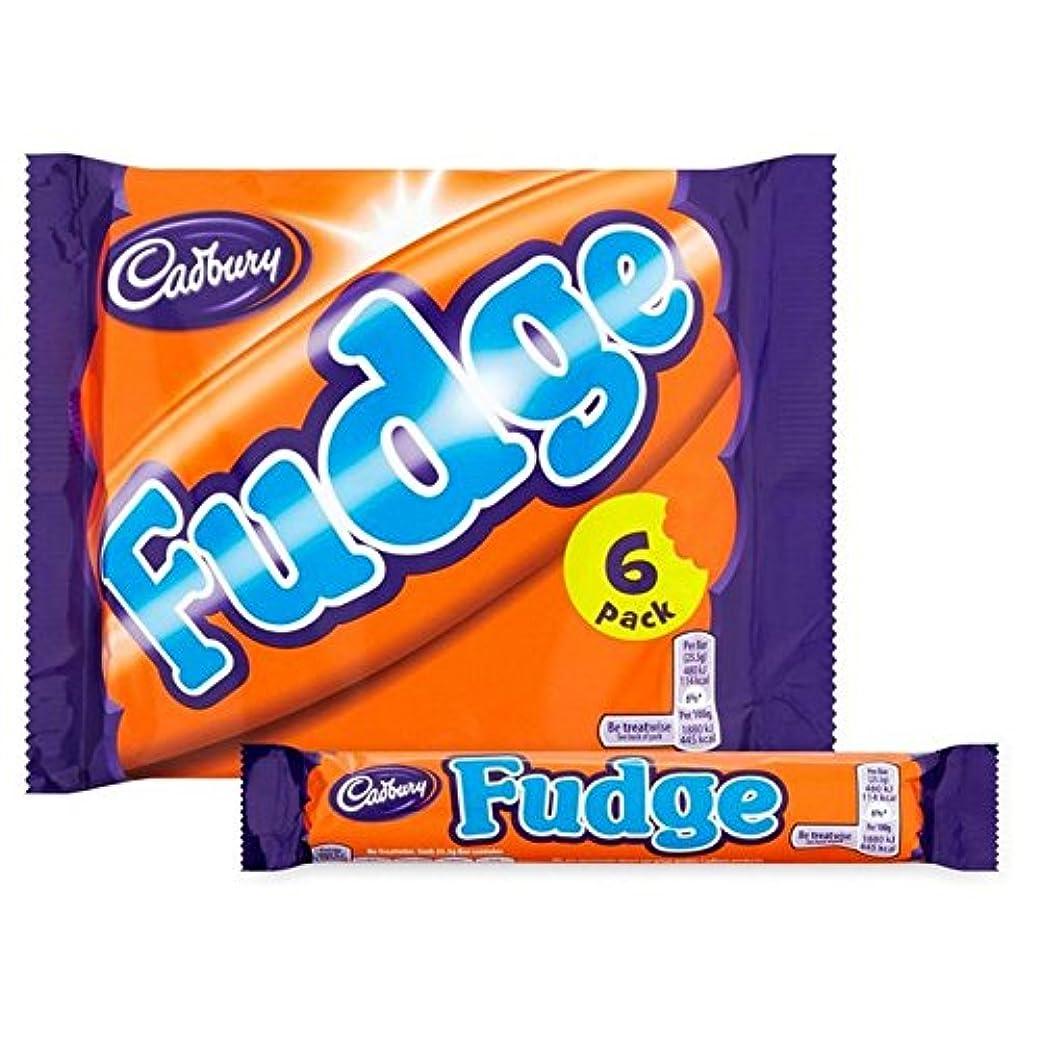 オートメーション塩興奮(Cadbury (キャドバリー)) ファッジ6のX 25.5グラム (x2) - Cadbury Fudge 6 x 25.5g (Pack of 2) [並行輸入品]
