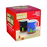 Super Mario Bros Heat Change Mug - Collectors Edition by Paladone