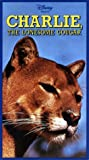 Charlie, the Lonesome Cougar [VHS] [Import]